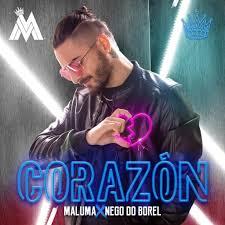 17: Maluma – Corazón ft. Nego do Borel
