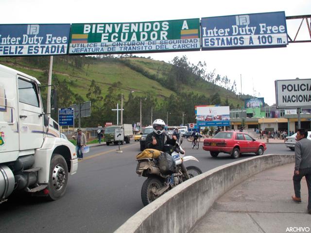La policia Fiscal y Aduanera continua contrarrestando el contrabando en la Frontera