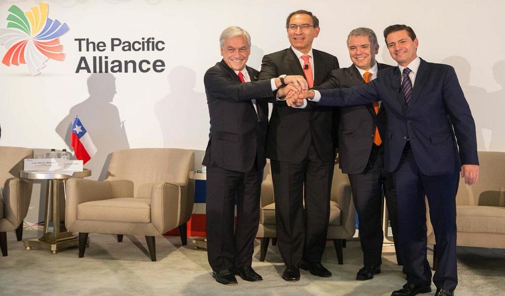Duque pide excluir los productos lácteos de negociaciones en la Alianza del Pacífico