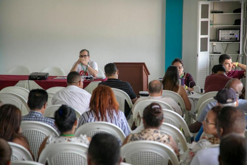 Partido Farc dice que Jesús Santrich «se autoexcluyó» del proceso de paz