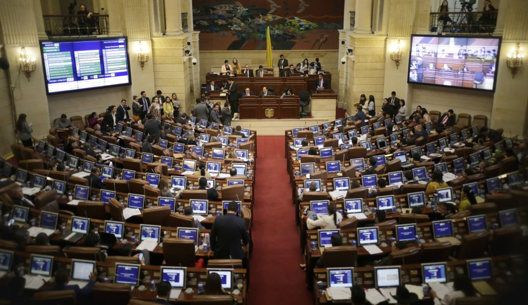 Los proyectos de la ley anticorrupcion no han prosperado