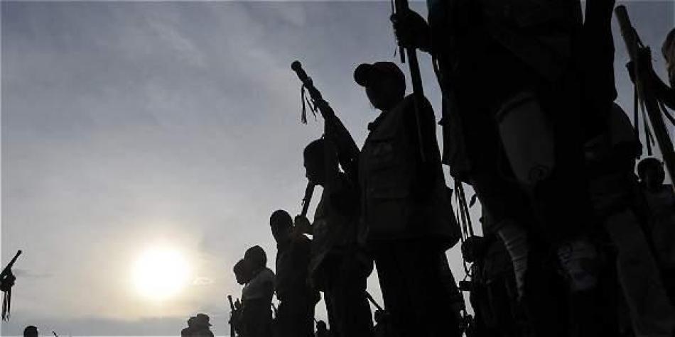 El defensor del pueblo denuncio incremento de grupos ilegales en el pacifico.