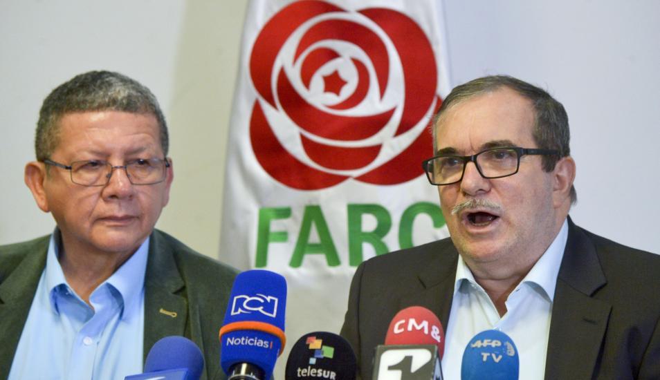 El partido Farc cambiaría de nombre