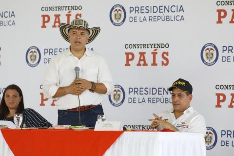 Presidente Duque pidió esclarecer asesinatos de dos indígenas en Cauca.