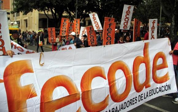 Fecode anuncia paro de 48 horas