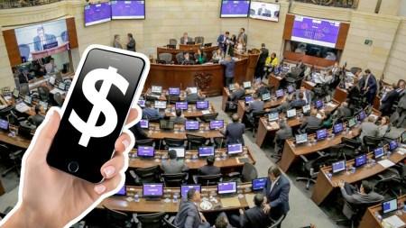 Representantes a la cámara deberán pagar su plan de celular