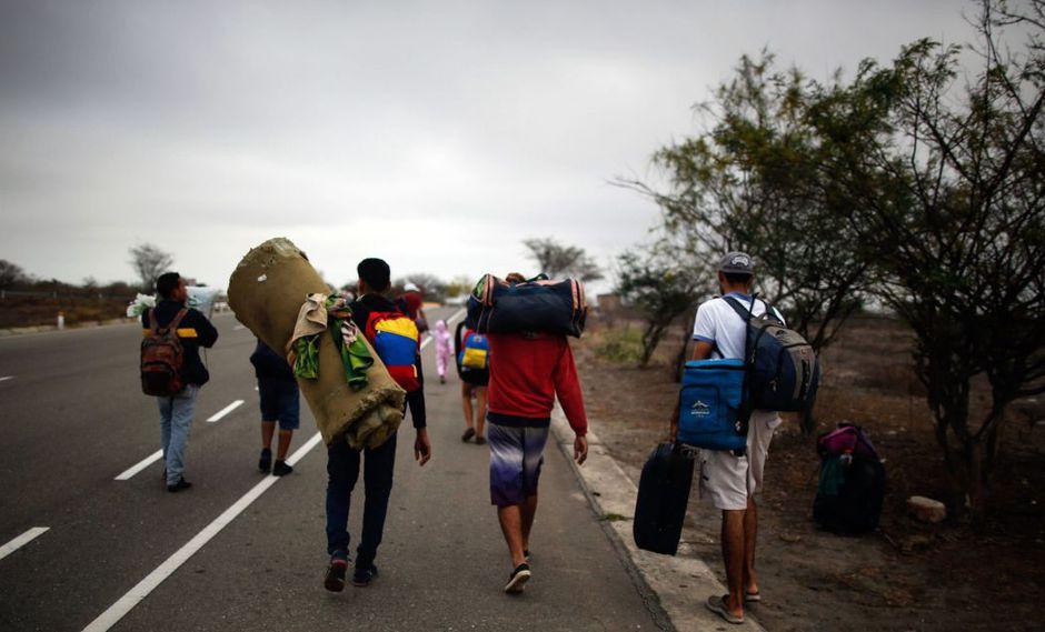 Autoridades de Colombia y Ecuador discutieron temas migratorios