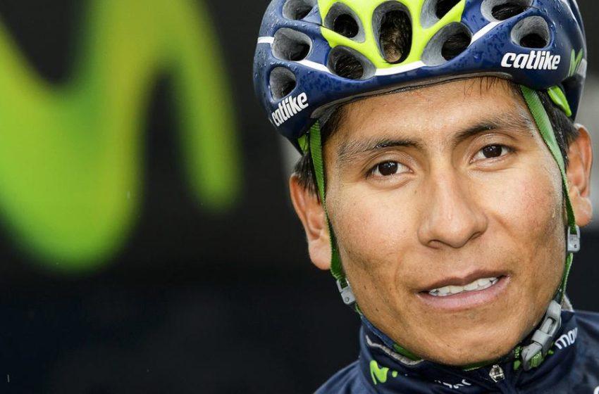 Nairo Quintana está en Francia y se prepara para ser presentado como nueva figura del Arkéa