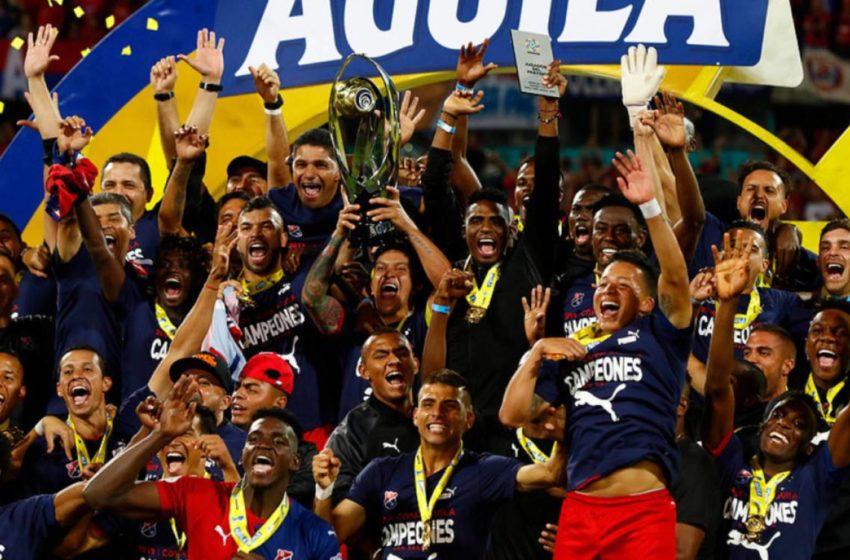 ¡Felicitaciones! Independiente Medellín, campeón de la Copa Águila