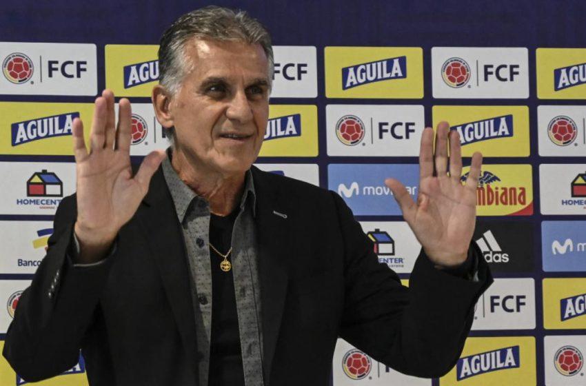 """Queiroz, tras el 1-0 a Ecuador: """"El resultado pudo ser diferente, 8-2"""""""