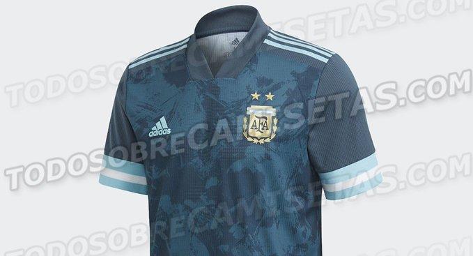 Se filtra la camiseta de la Selección y los memes no perdonan