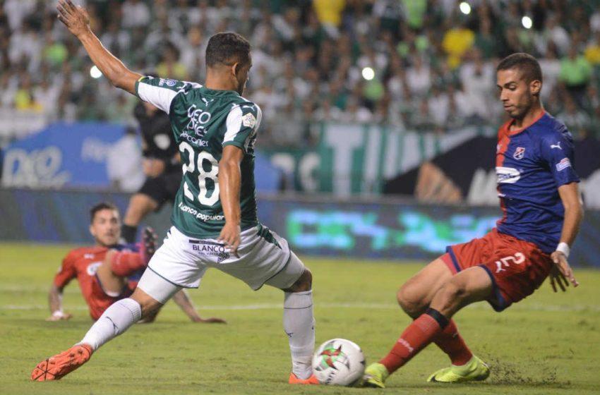 La Dimayor abre investigación contra Pablo Ceppelinni por supuestos gestos de racismo contra un jugador de Junior