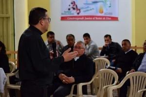 Sacerdotes celebraron el Consejo Diocesano en Ipiales