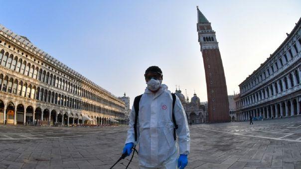 Italia sigue sumando miles de Muertos