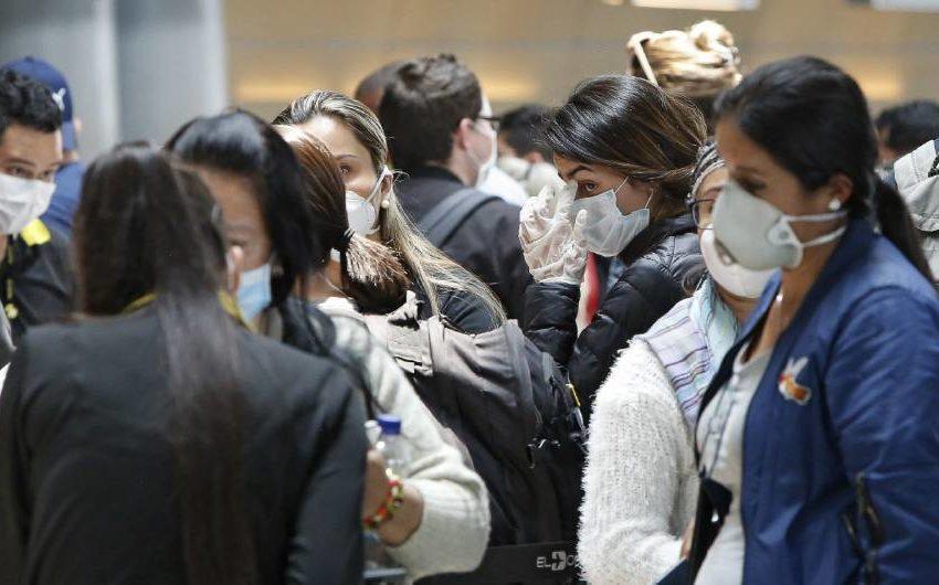 Servicio de Gestión de Riesgos del Ecuador, informó de 260 casos de contagiados de coronavirus en Ecuador