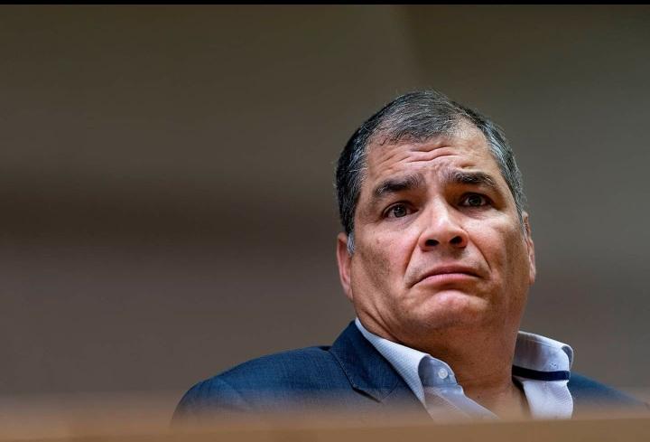 En firme condena de ocho años de prisión contra Rafael Correa por soborno