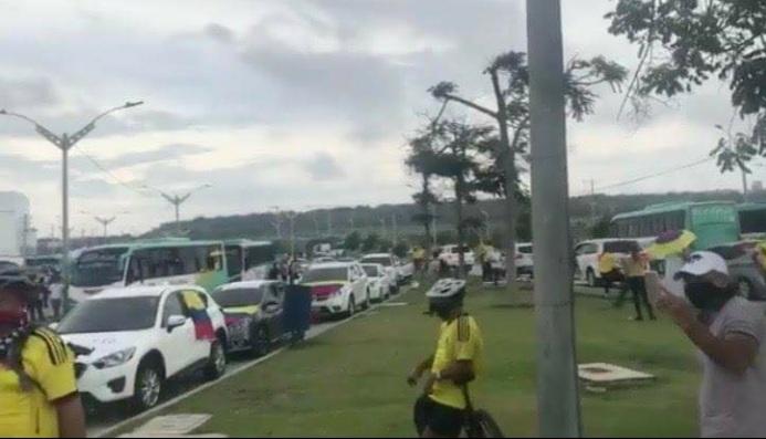 Centrales obreras anuncian nueva caravana automovilística nacional de protesta