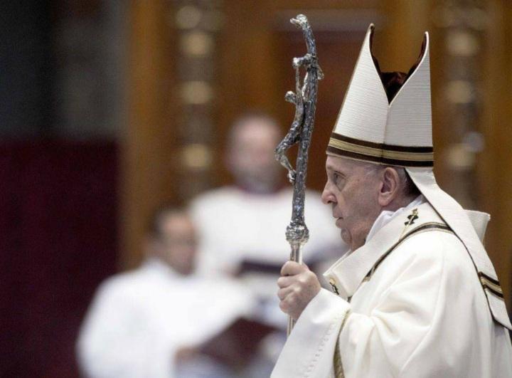 Papa Francisco recibió vacuna contra coronavirus desarrollada por Pfizer