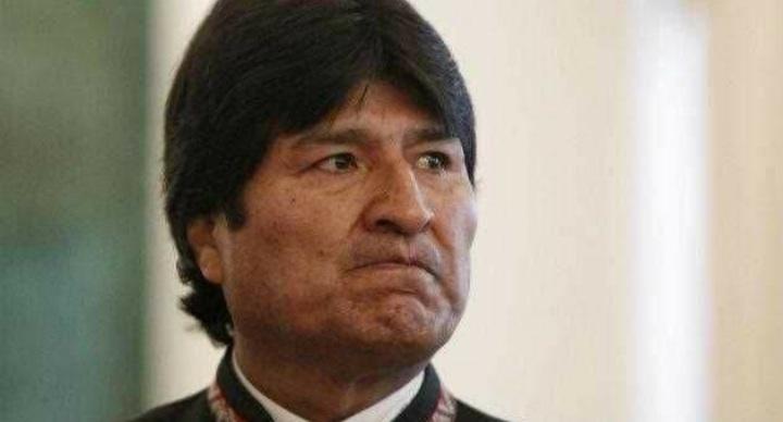 Expresidente de Bolivia Evo Morales dio positivo para coronavirus