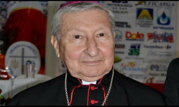Murió el Obispo de Santa Marta, Monseñor Luis Adriano Piedrahita