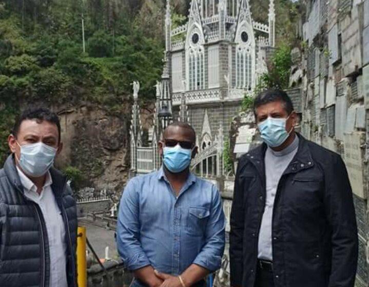 Gobernadores de Cauca y Nariño  trabajan en proyectos de desarrollo