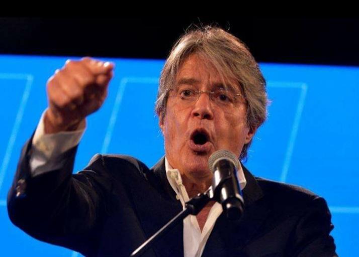 Guillermo Lasso disputará la segunda vuelta de las presidenciales de Ecuador