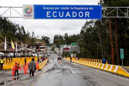 Se ordena mantener el cierre de fronteras terrestres y fluviales con Ecuador.