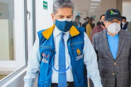 107.000 personas seran vacunadas en primera fase en Pasto