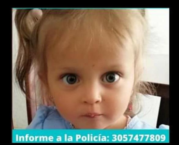 Caso de Sara Sofía estaría próximo a esclarecerse, asegura el director de la Policía Nacional