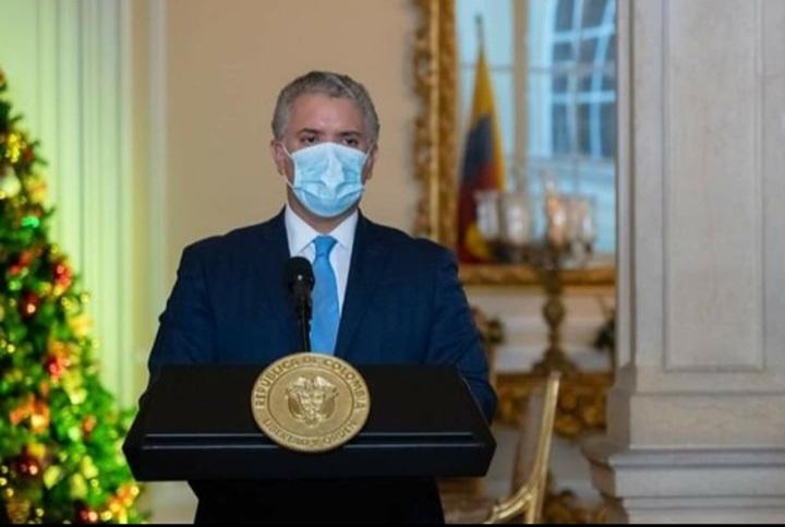 Duque confirmó participación en la cumbre sobre el cambio climático citada por Joe Biden