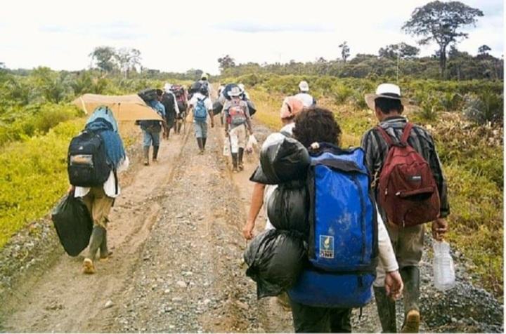 informe a la CPI sobre graves violaciones de Derechos Humanos en Colombia