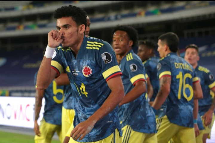 Selección Colombia se enfrentará a Uruguay en los cuartos de final de la Copa América