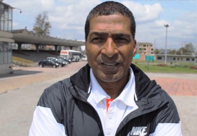 El maestro Alexis Garcia  es nuevo técnico del deportivo Pasto