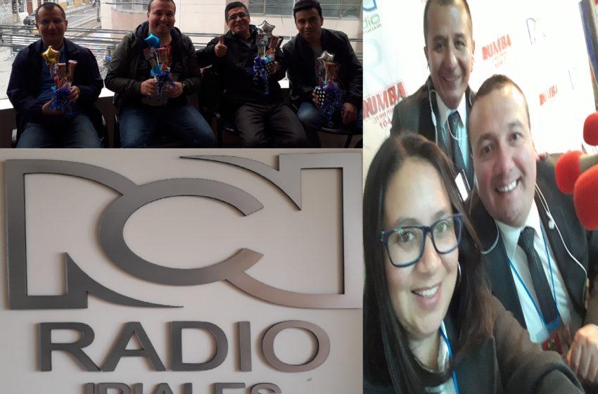 NUESTRO SELECTO PERSONAL DE RCN RADIO IPIALES