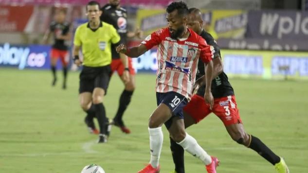 América toma ventaja y vence a Junior en la ida de Superliga 2020