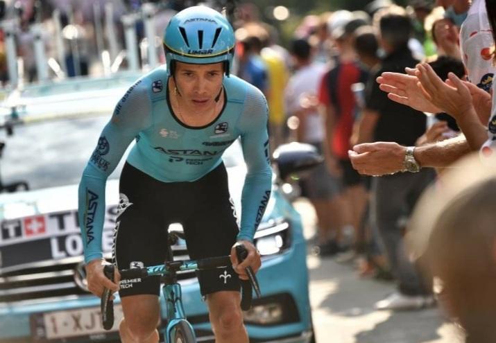 Siete colombianos competirán en el Giro de Italia 2020