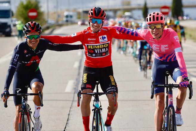 Primoz Roglic también es primero en el ránking de la UCI