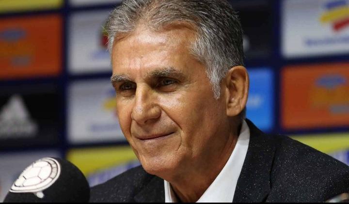 Carlos Queiroz llega a acuerdo para dejar la Selección Colombia, según medio portugués