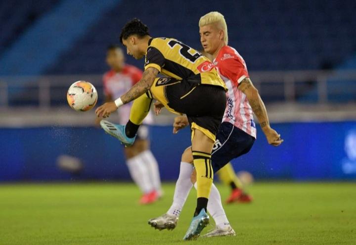Junior perdió en su casa ante el Coquimbo por la Sudamericana