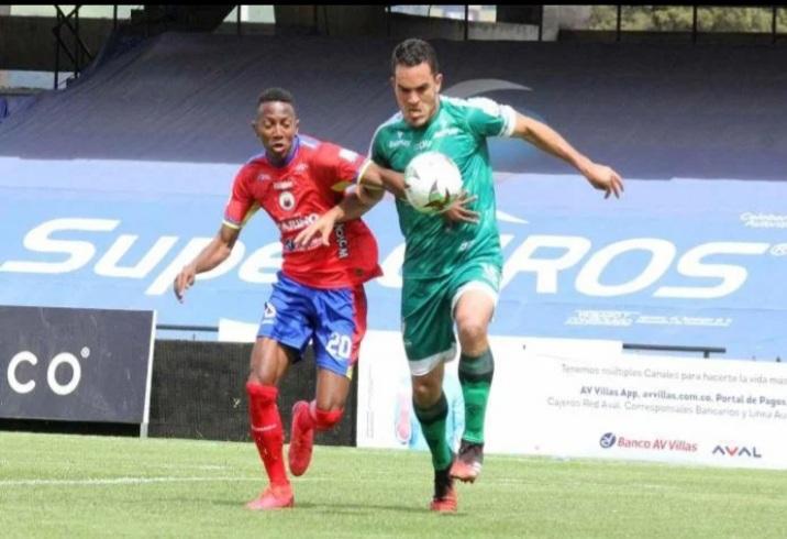 Festín de goles en empate entre Pasto y La Equidad en la fecha 1 de la Liga BetPlay