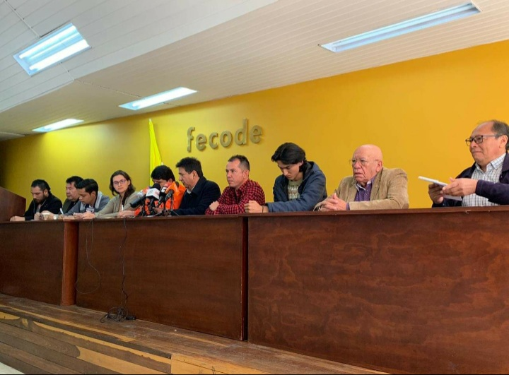 Comité del Paro, optimista para la reunión de este jueves con el Gobierno