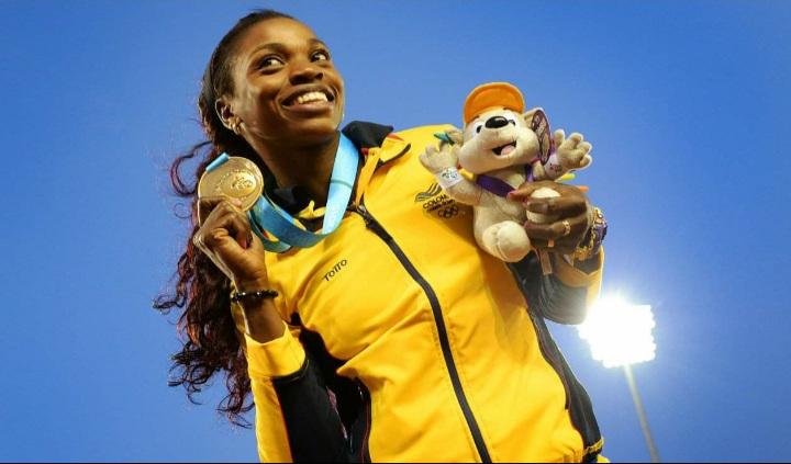 """""""Es un honor llevar la bandera de Colombia en los Olímpicos"""": Caterine Ibargüen"""