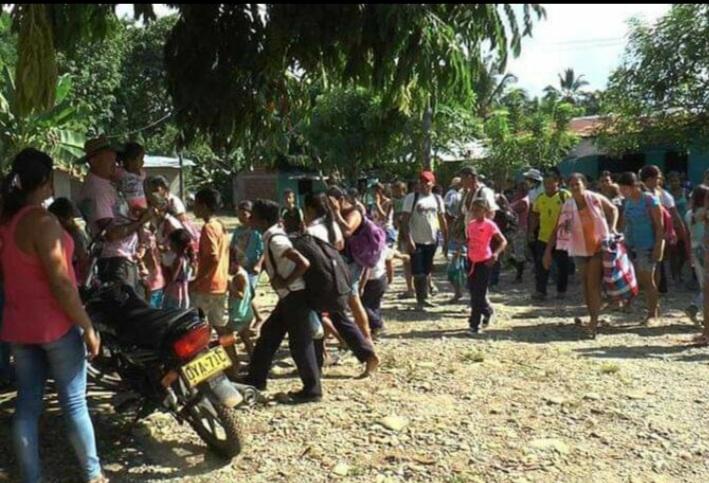 Defensoría del Pueblo advierte que el desplazamiento forzado por la violencia se mantiene