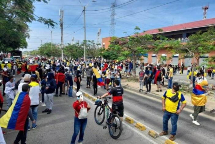 CIDH verificará en terreno denuncias de violaciones de DD.HH. en Colombia