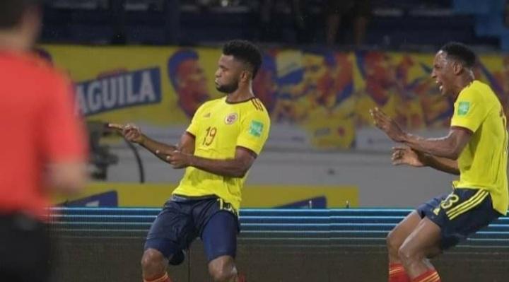 Jugadores de la Selección Colombia se vacunaron contra la Covid en Barranquilla